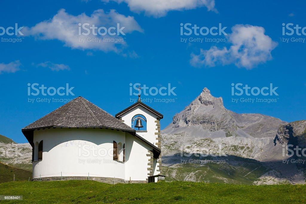 Kapelle royalty-free stock photo