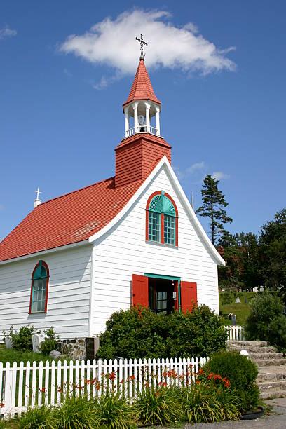 chapelle-de Tadoussac Québec – Foto