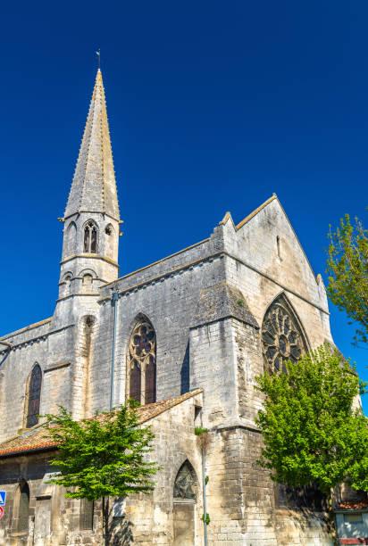 Chapelle des Cordeliers, une chapelle à Angouleme, France - Photo