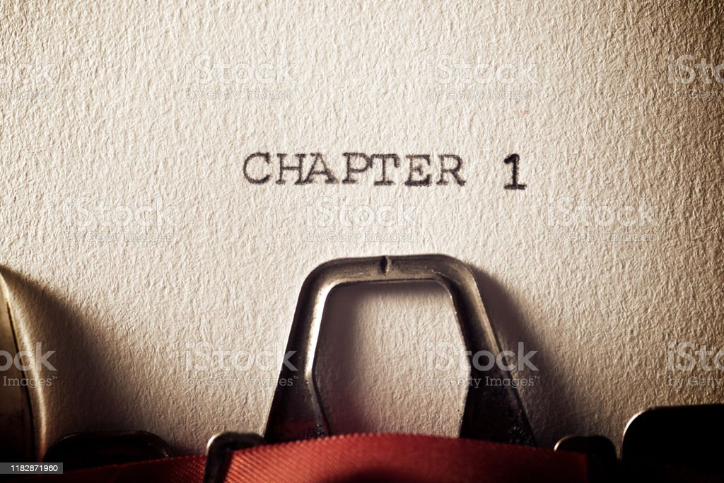 Chapter 1 - Royalty-free Analog Stock Photo