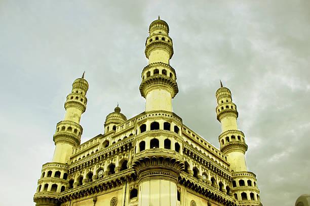 Char Minar in Hyderabad, Telangana, India Char Minar in Hyderabad, India.  char minar stock pictures, royalty-free photos & images
