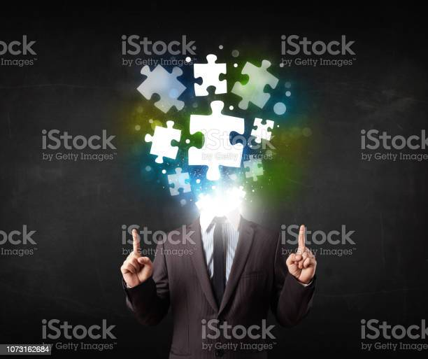 Character in suit with puzzle head concept picture id1073162684?b=1&k=6&m=1073162684&s=612x612&h=hqcob0siywir8f jsix5xcvixphpuuvwqbhfhuhq610=