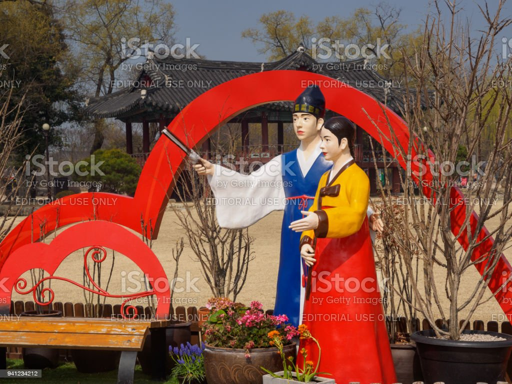 the story of the tale of chunhyang