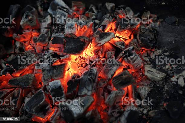 Photo of Charcoal for barbecue