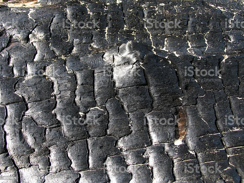 Charcoal texture royalty-free stock photo