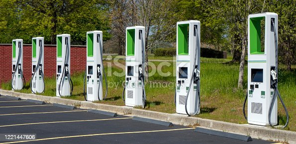 istock charging station 1221447606