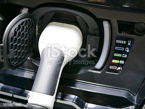 istock Charging Station technology energy 1075821690