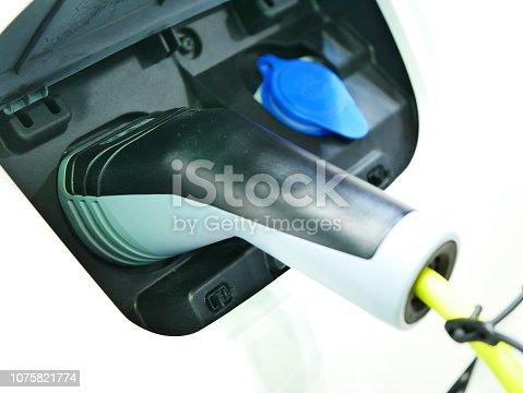 istock Charging Station technology energy 1075821774