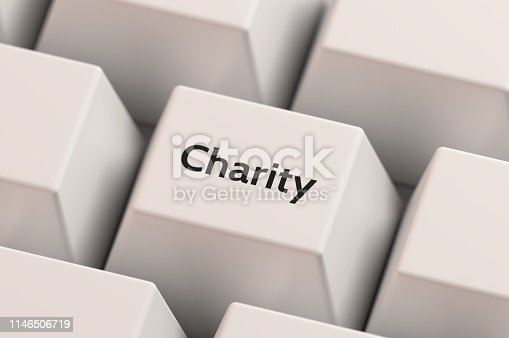 istock Charity, Lets Help! 1146506719