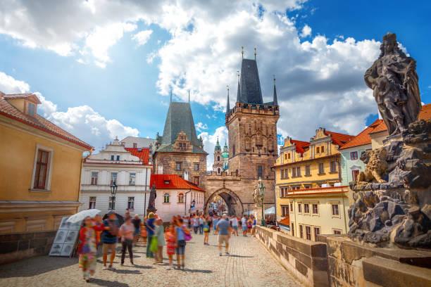 Karlsbrücke in Prag – Foto
