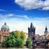 istock Charles Bridge, Prague 529497051