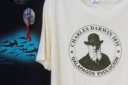 Charles Darwin 1835