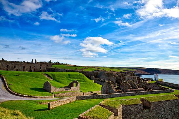 Charles Fort Kinsale County Cork Ireland stock photo