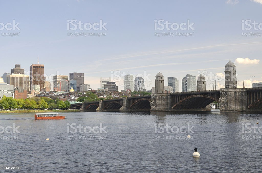 Charles River stock photo