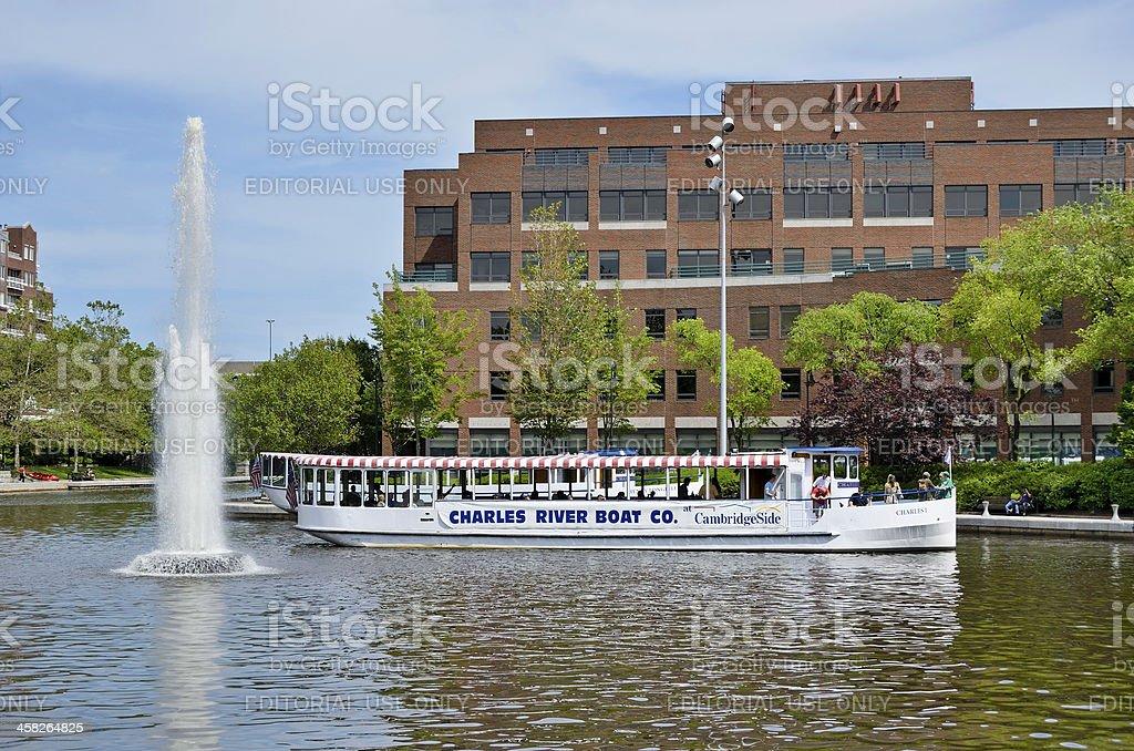 Charles River royalty-free stock photo