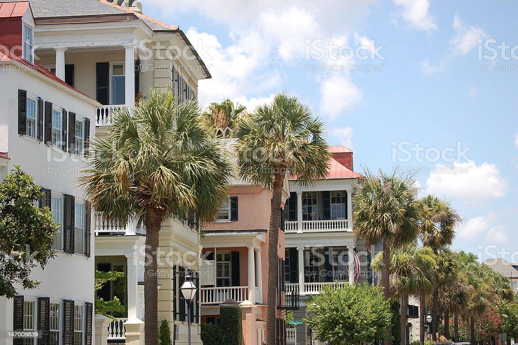 Charleston SC royalty-free stock photo