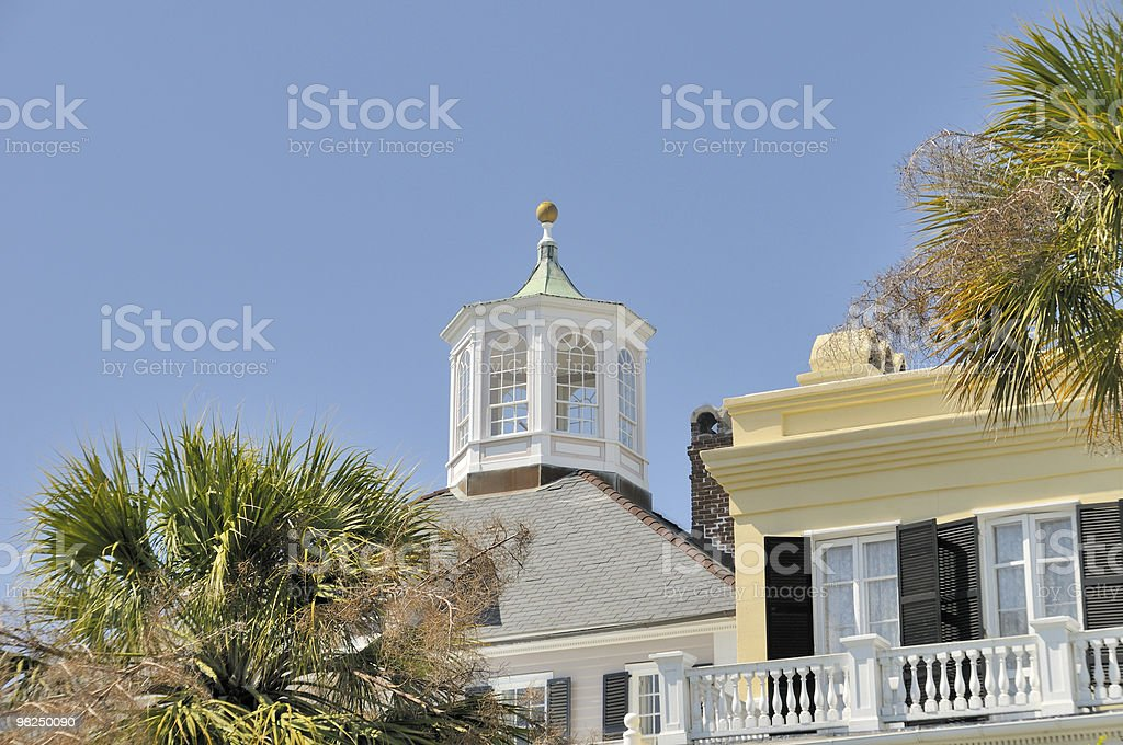 Charleston, South Carolina royalty-free stock photo