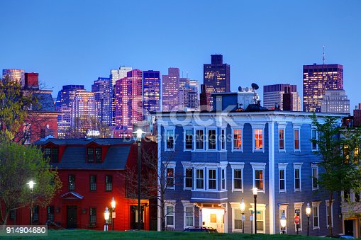 One of the oldest neighborhoods of Boston, Charlestown is home to the Bunker Hill Monument and historic Charlestown Navy Yard.