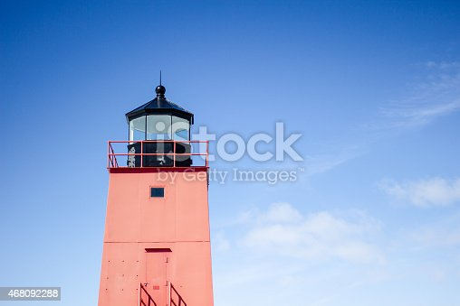 177362898istockphoto Charlevoix Lighthouse On Lake Michigan 468092288