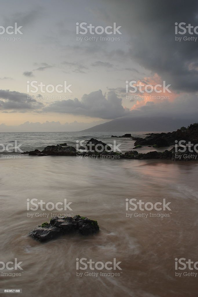 Charley Young Beach royalty-free stock photo