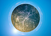 Charlotte 3D Little Planet 360-Degree Sphere Panorama