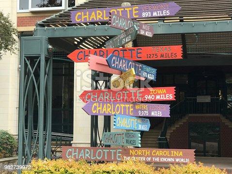 Charlotte NC Signage