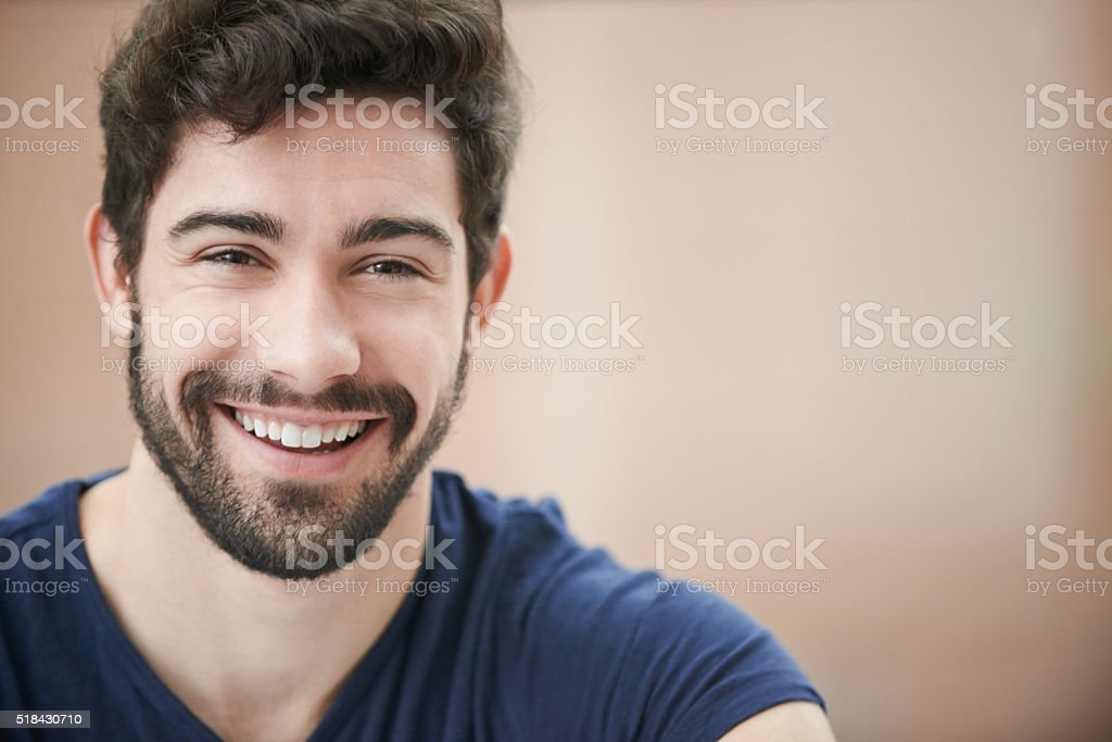 Charm and confidence to match stock photo