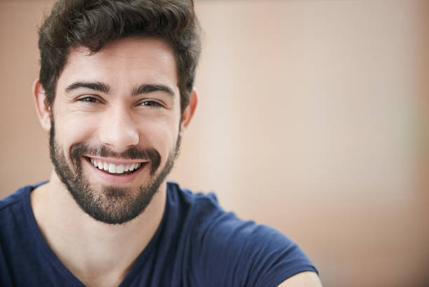 charm and confidence to match - one young man only stock photos and pictures
