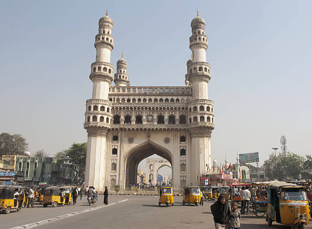 Charminar, Hyderabad, India  char minar stock pictures, royalty-free photos & images