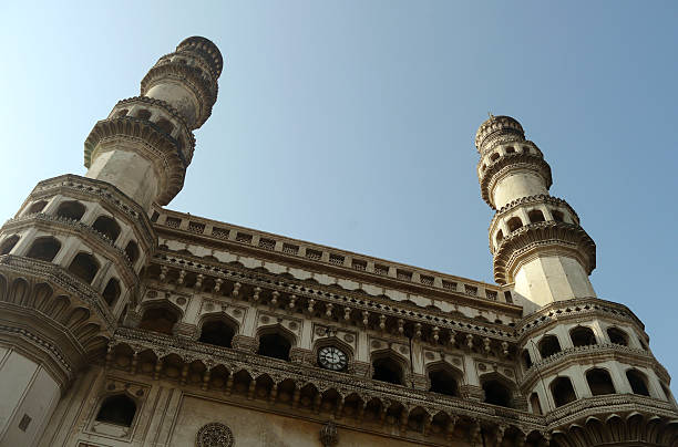 charminar mosque in hyderabad hyderabad india, ancient charming mosque char minar stock pictures, royalty-free photos & images