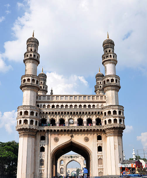 Charminar Charminar in Hyderabad, India. char minar stock pictures, royalty-free photos & images