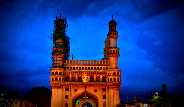 Charminar Charminar is landmark of Hyderabad. char minar stock pictures, royalty-free photos & images