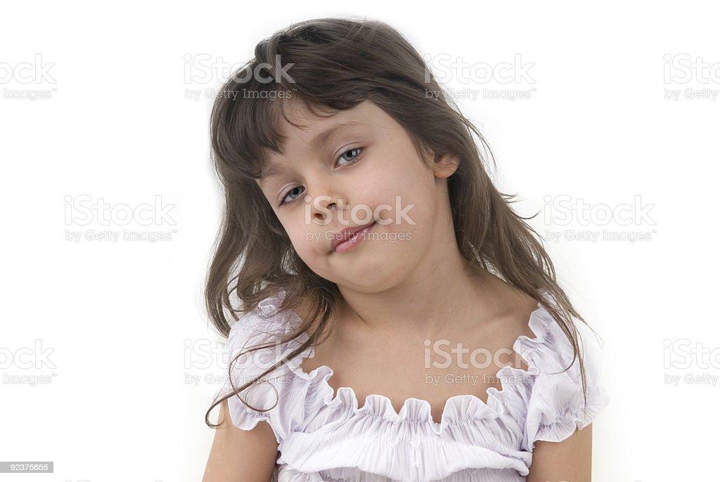 charming child royalty-free stock photo