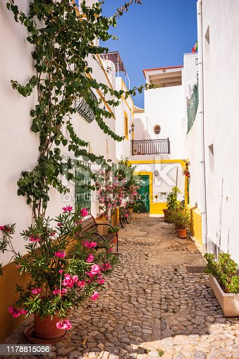 Tavira is a historic Portuguese town located in the east of the Algarve on the south coast of Portugal. While not as popular as other towns in the Algarve, the picturesque town does attract tourists who enjoy the river, beaches and charming streets.