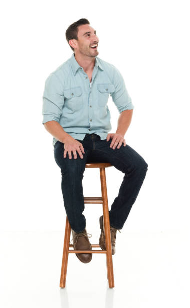 Best Stool White Background Stock Photos Pictures