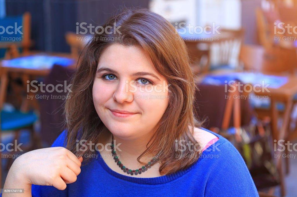 Charming Woman stock photo