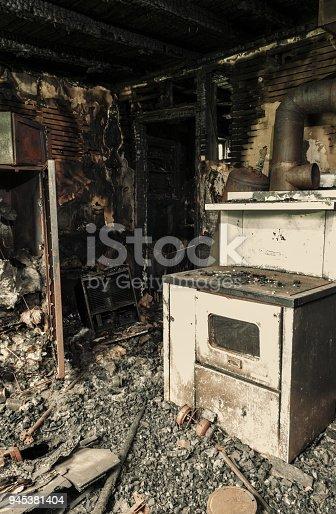 istock Charred Kitchen 945381404