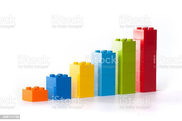 Chart From Lego 照片檔及更多 企業 照片