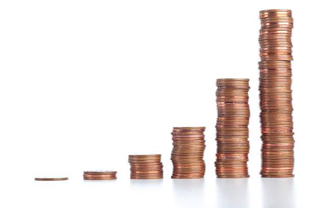Tabelle der Münze's los – Foto