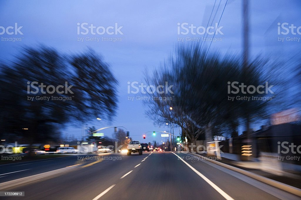 Chase Earlier royalty-free stock photo