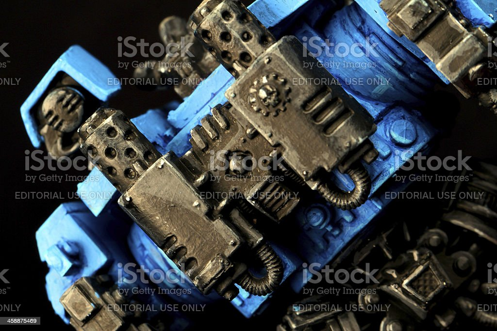 Chassis royalty-free stock photo