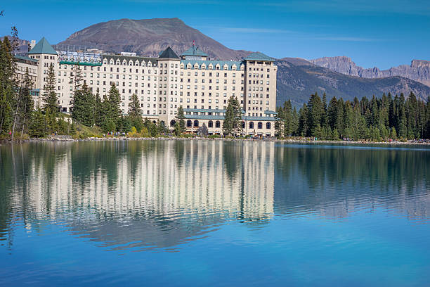 an introduction of fairmont chateau lake louise Name stars updated a tourism management perspective to csr in a national park: case of the luxury fairmont chateau lakelouisehotel and resort in.