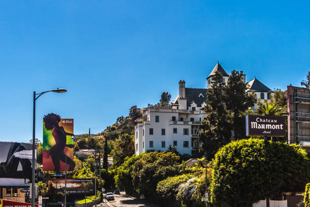Chateau Marmont, Hollywood, CA – Foto