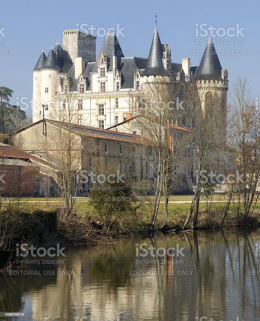 Château Rochefoucauld France - Photo