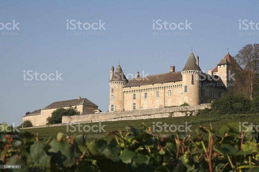 Château de Rully Bourgogne France - Photo