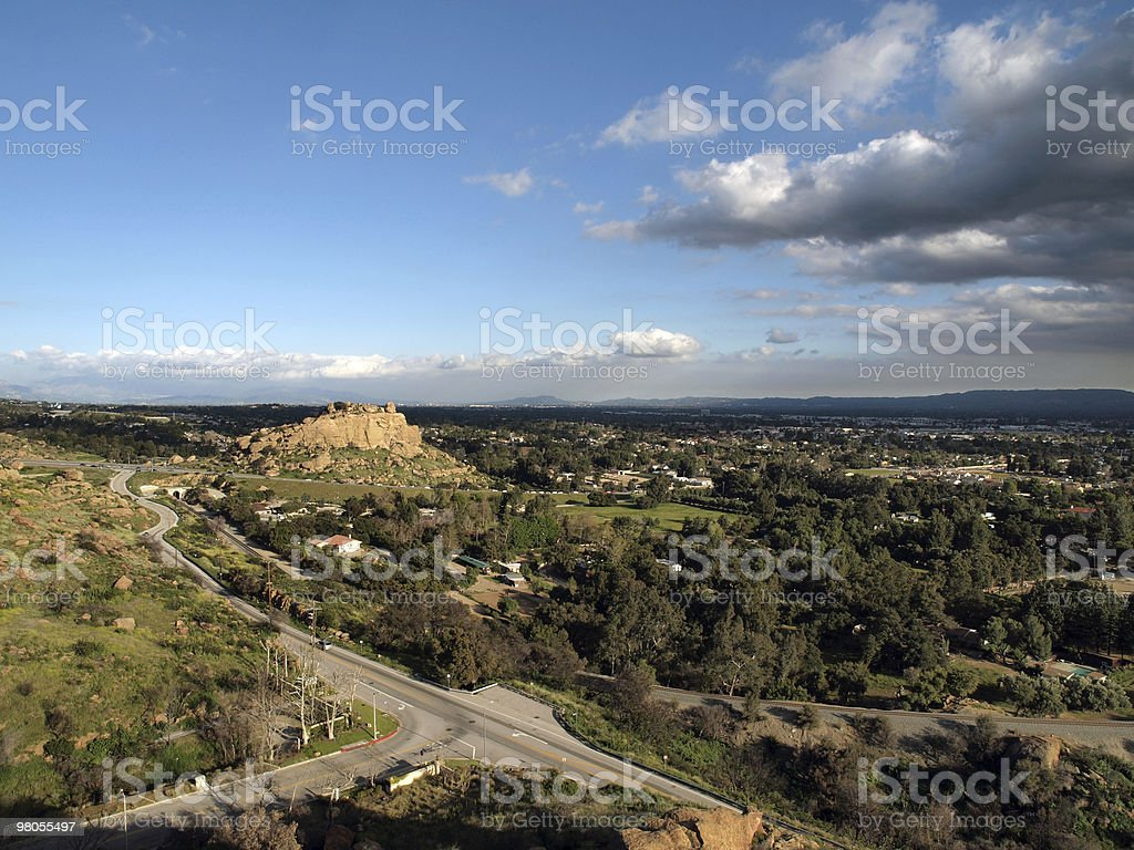 Chatsworth California royalty-free stock photo