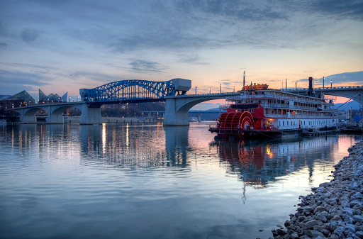 Chattanooga Stock Photo - Download Image Now
