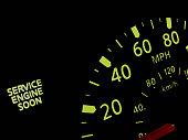 istock Check Engine Light 811111524