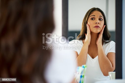 1155167023istockphoto I check everyday for any blemishes 888052568