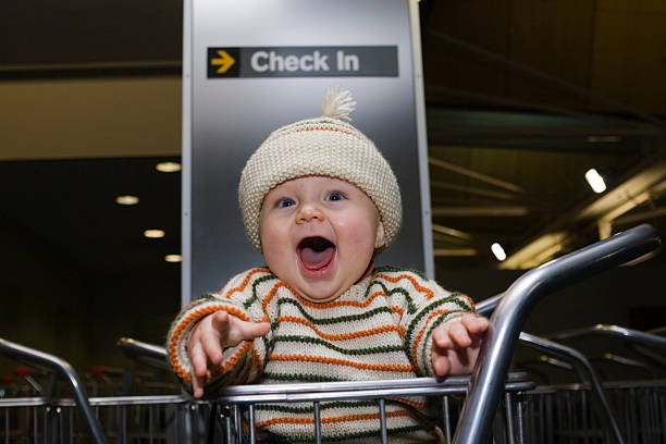 check in baby - human saliva stock pictures, royalty-free photos & images